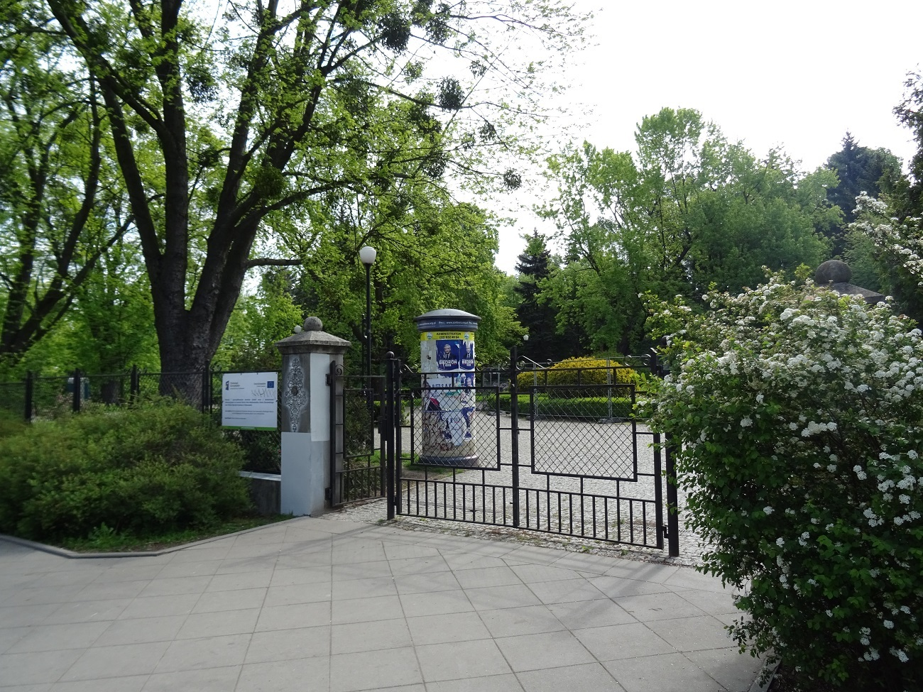 Park im. Stefana Żeromskiego