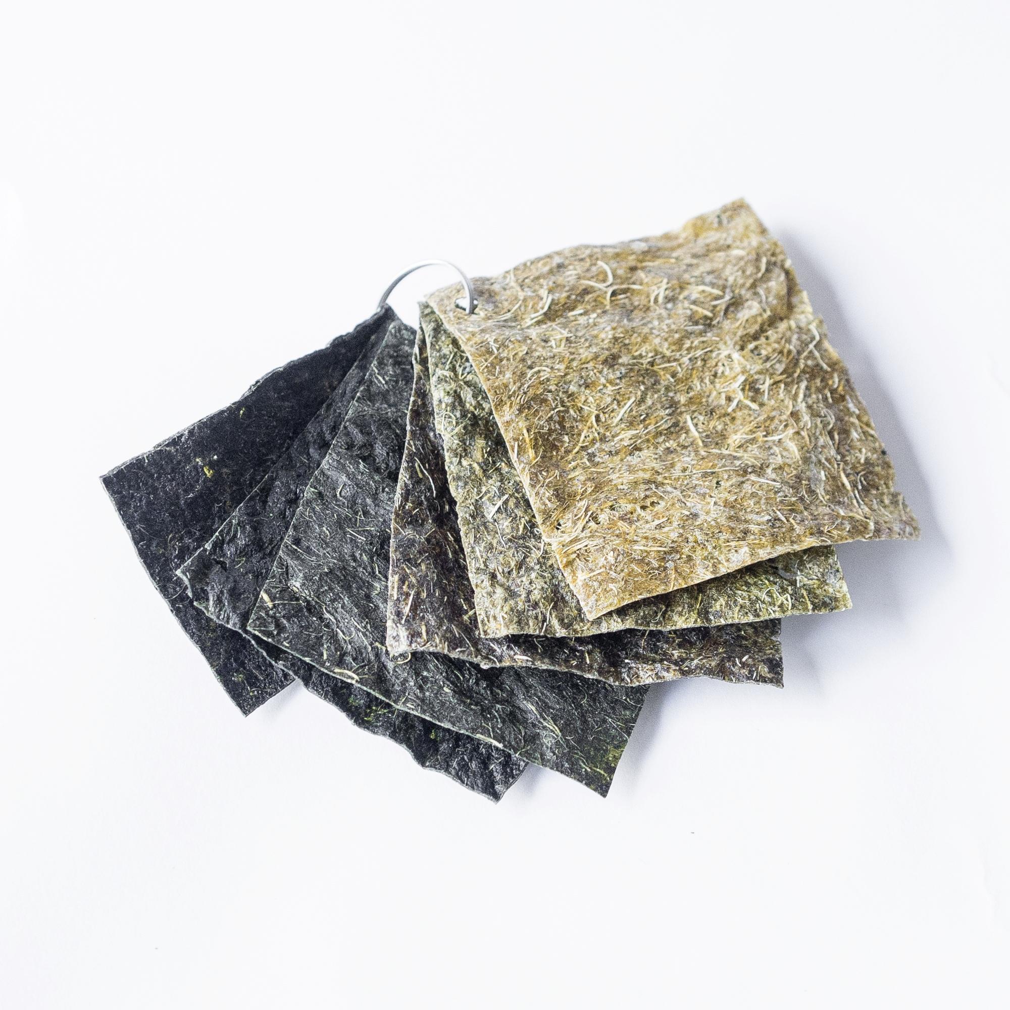 naczynia z liści buraków