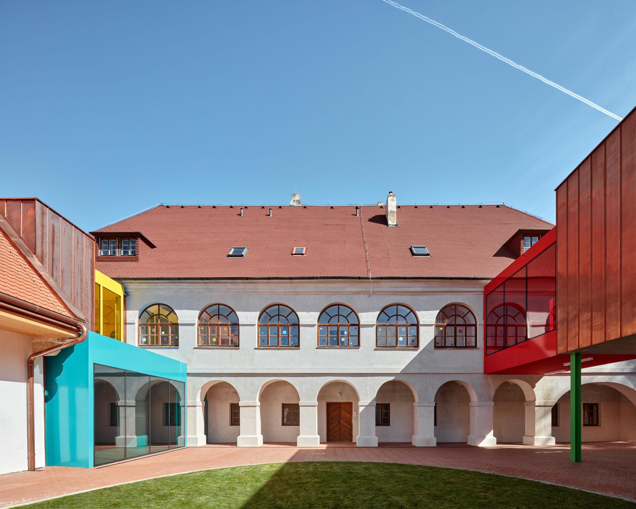 Przebudowa szkoły
