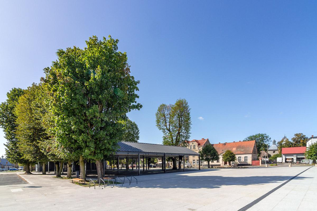 Rynek w Wieleniu