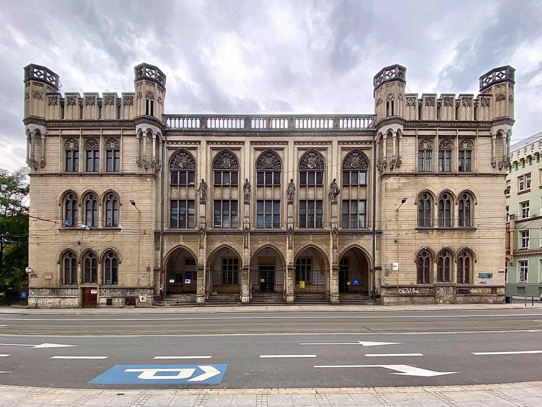 Nowa Giełda we Wrocławiu