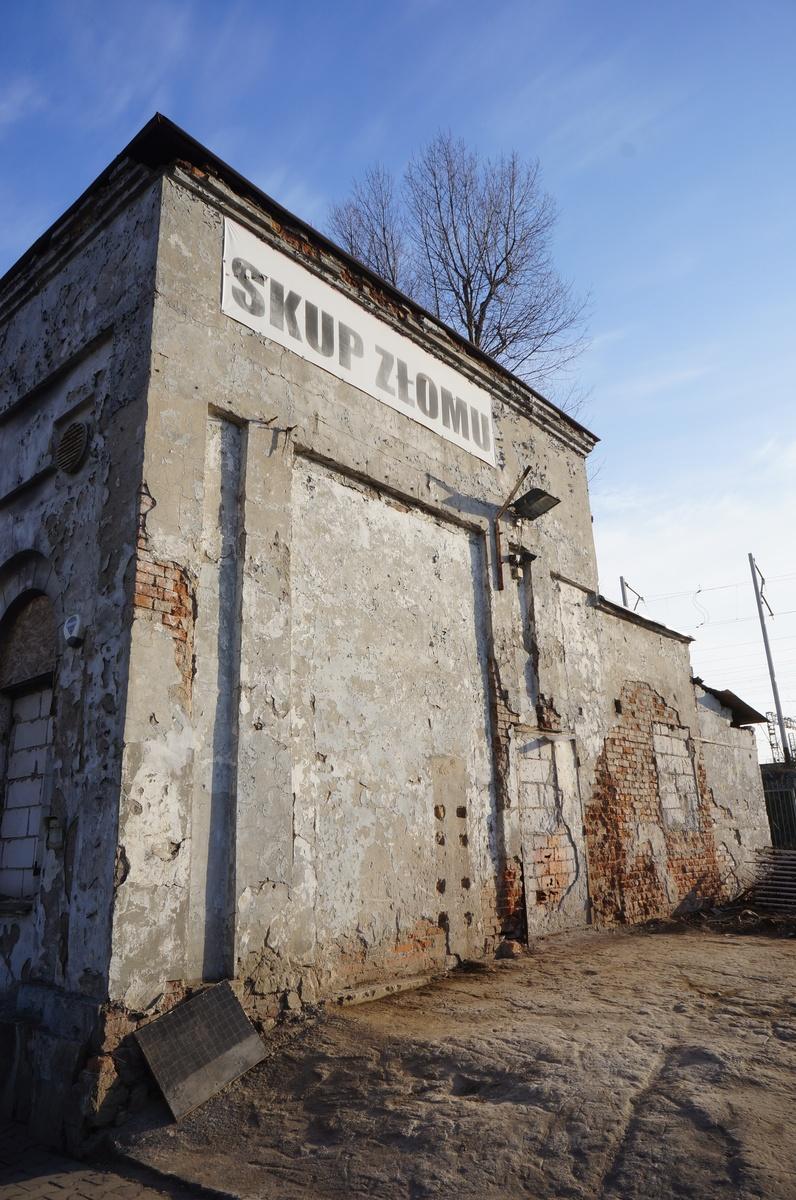 Dworzec Terespolski