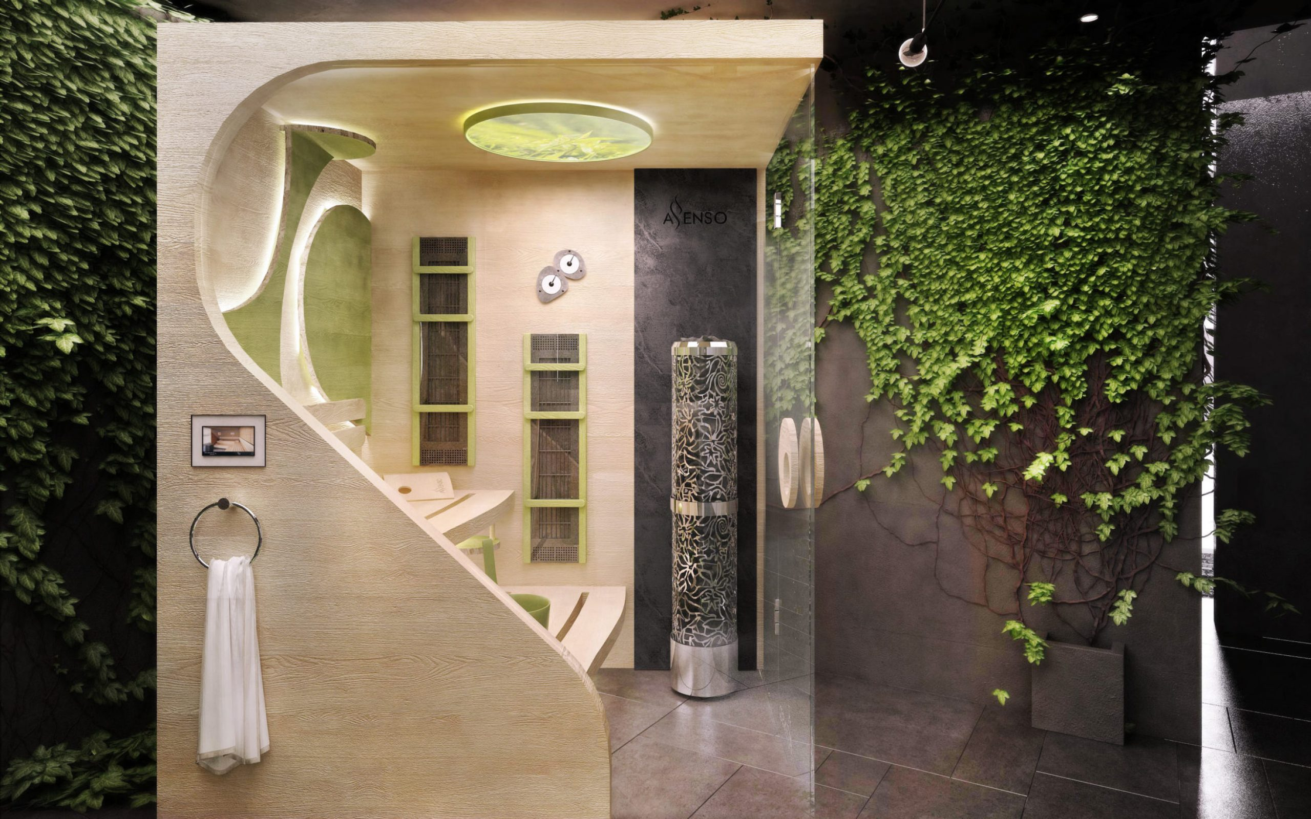 sauny asenso