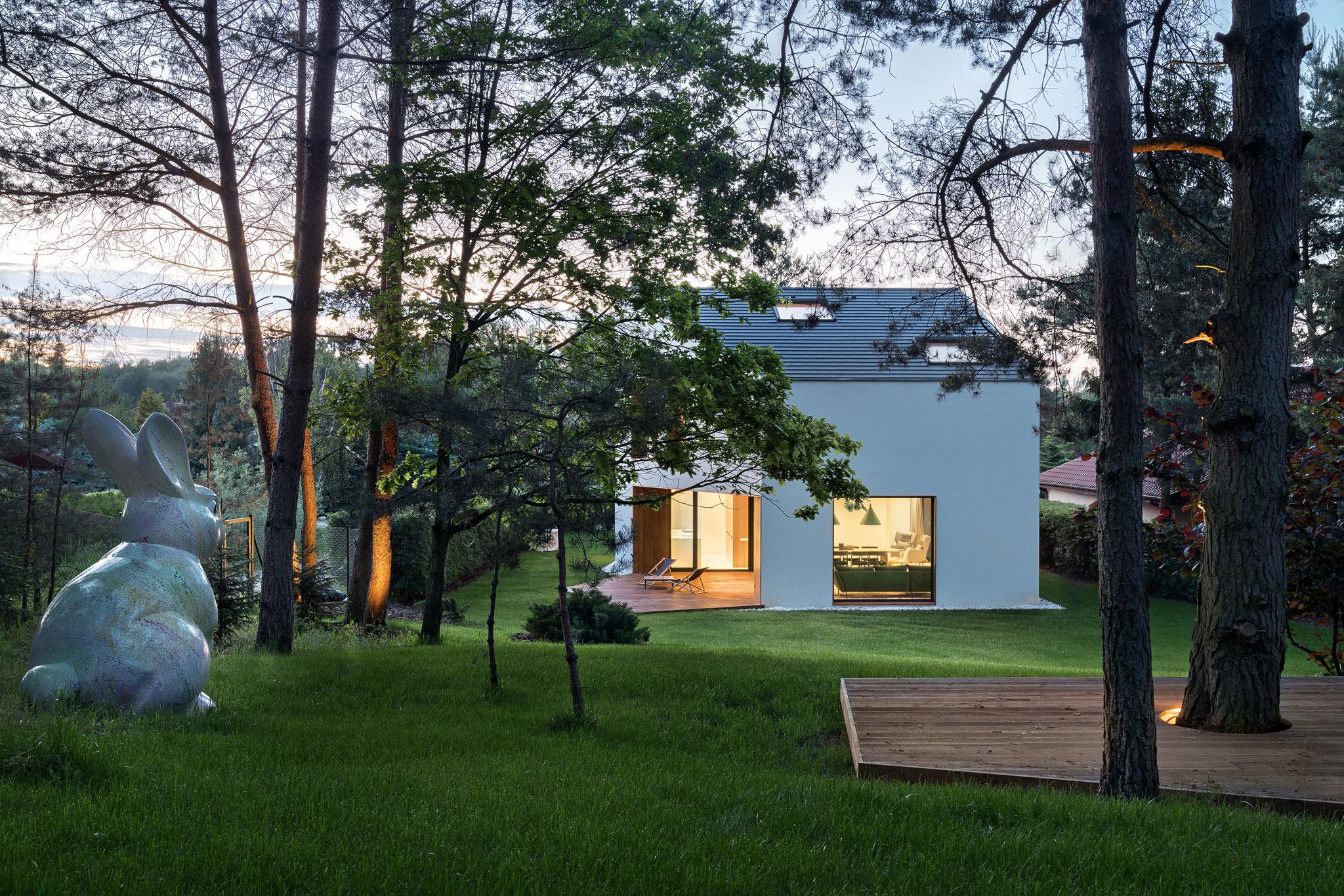 najpiękniejszy dom