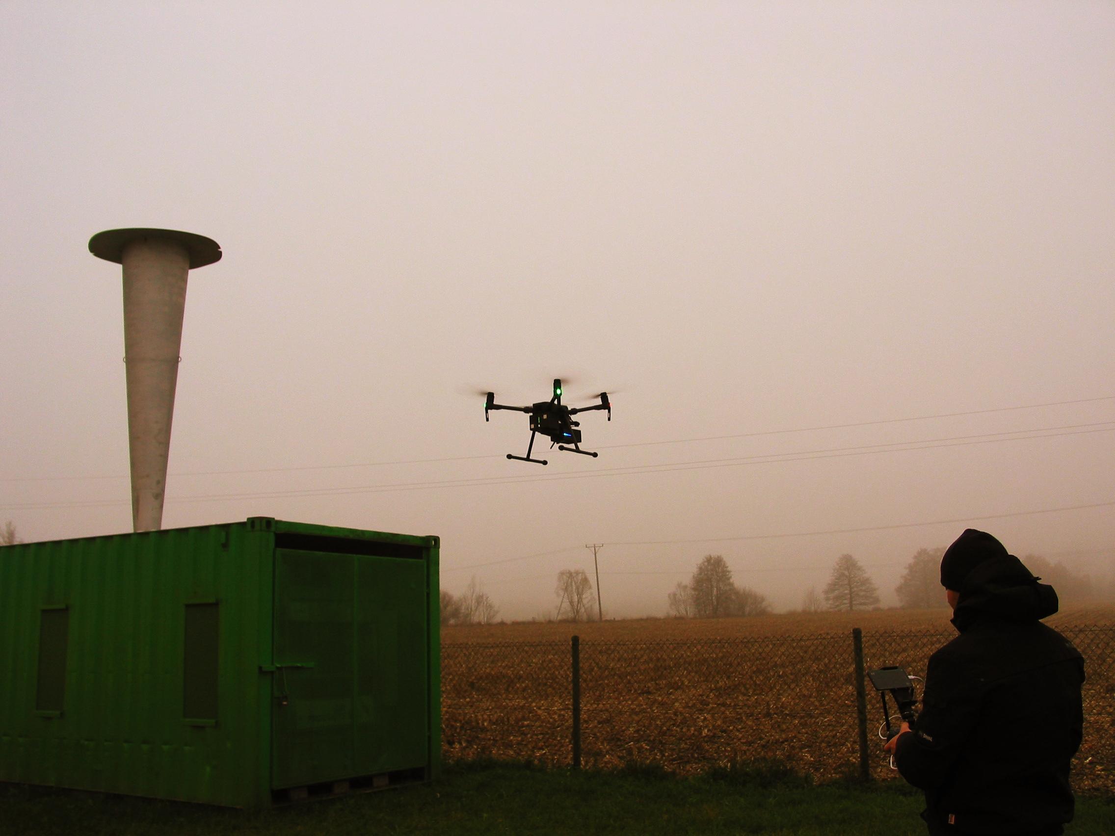 urządzenie smogiem