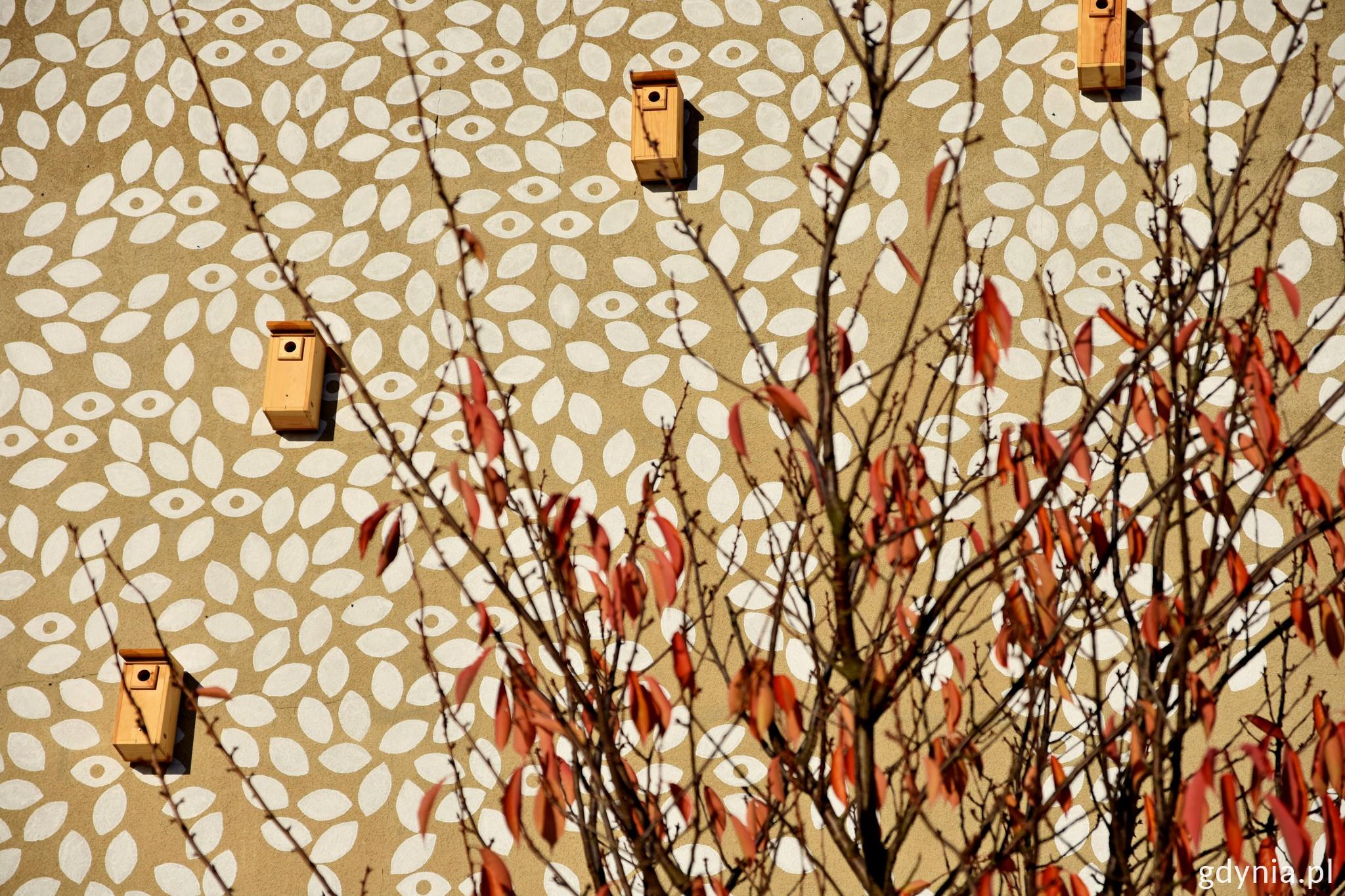 Osiedle dla ptaków
