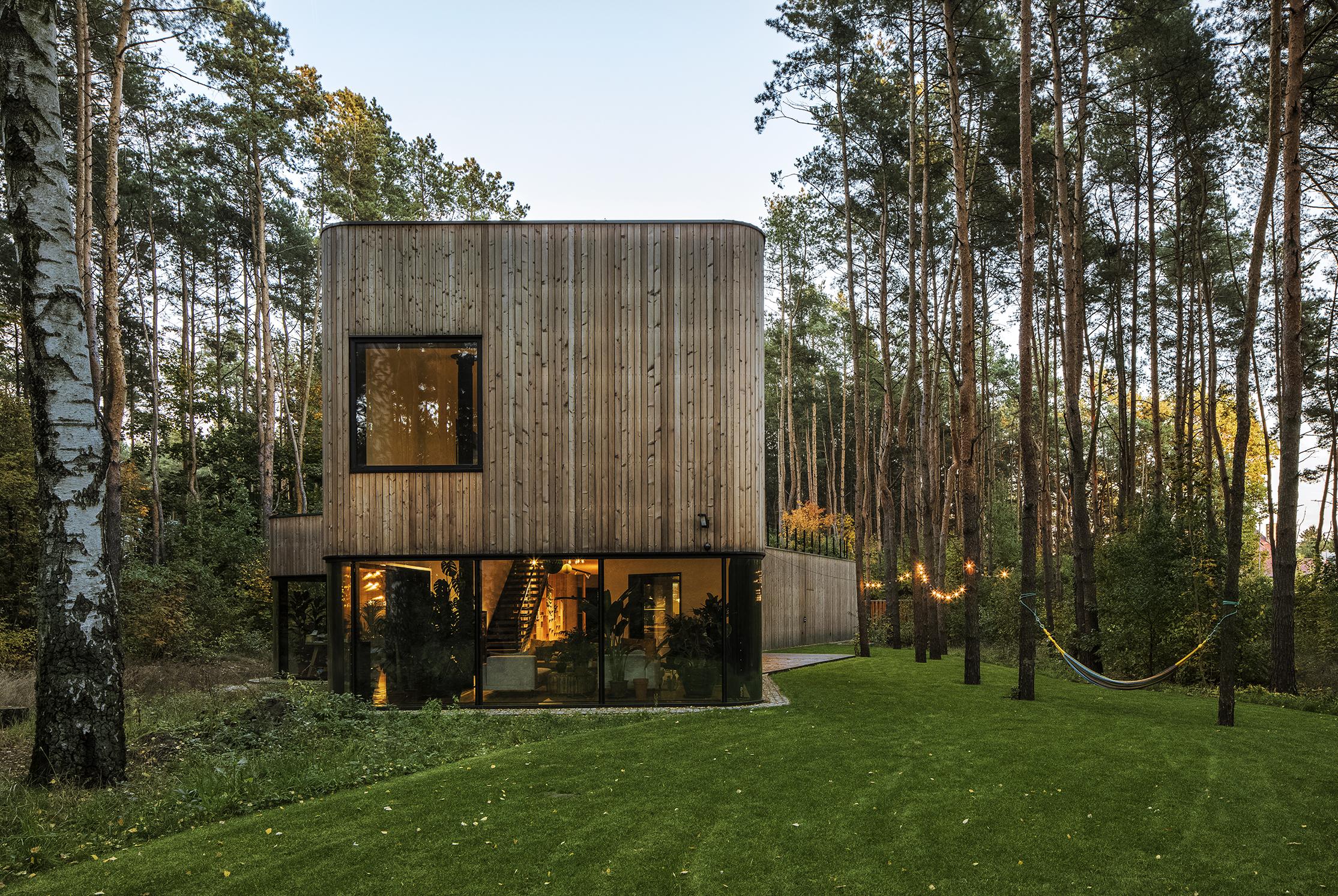 dom w wesołej