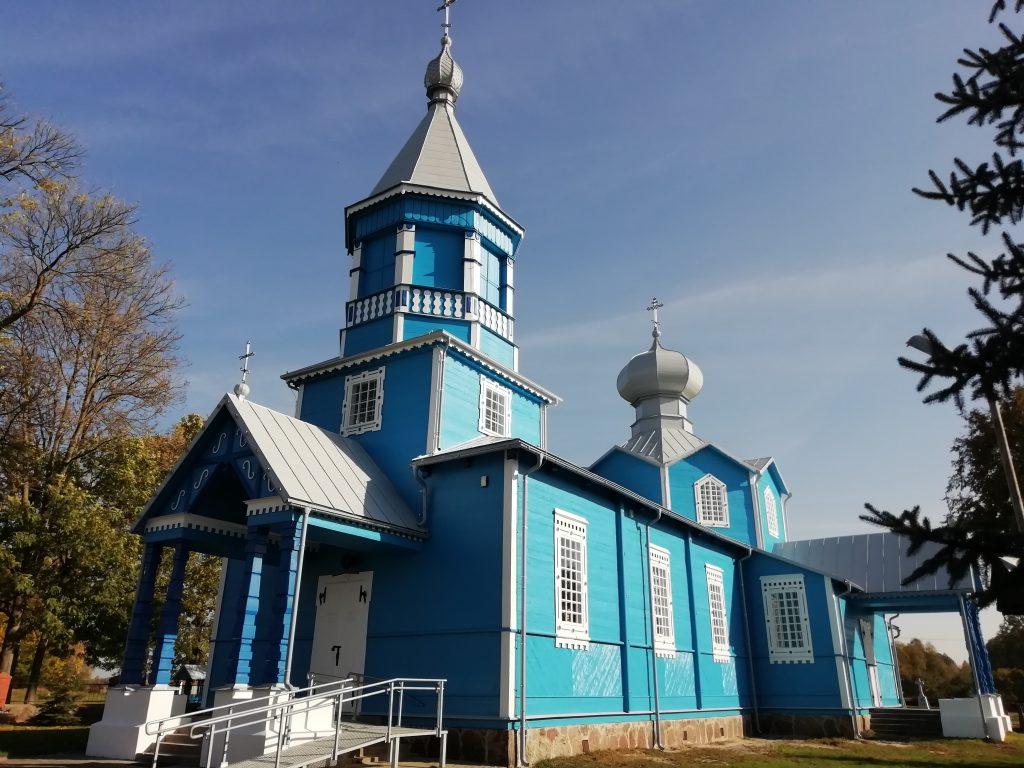 Cerkiew w Pasynkach