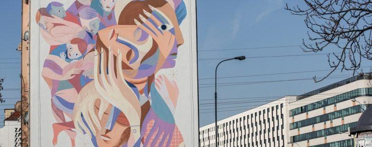 mural wrocławiu