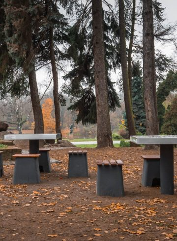 Parku Skaryszewskim