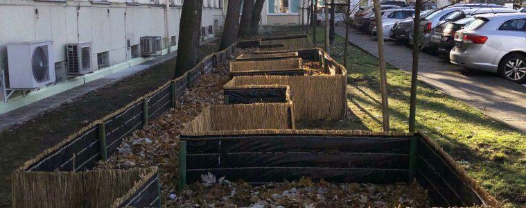 domków dla jeży