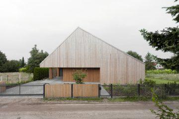 dom w Puszczykowie