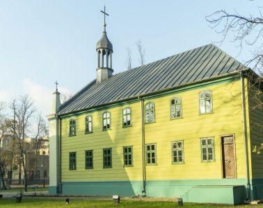 kościół Andrzeja Boboli