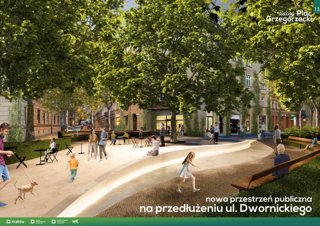 Plac Grzegórzecki