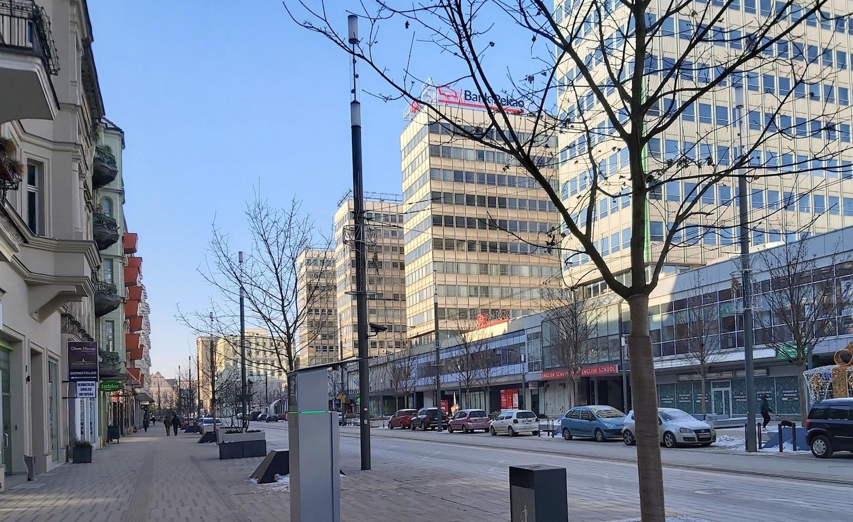 Ulica Święty Marcin obecnie