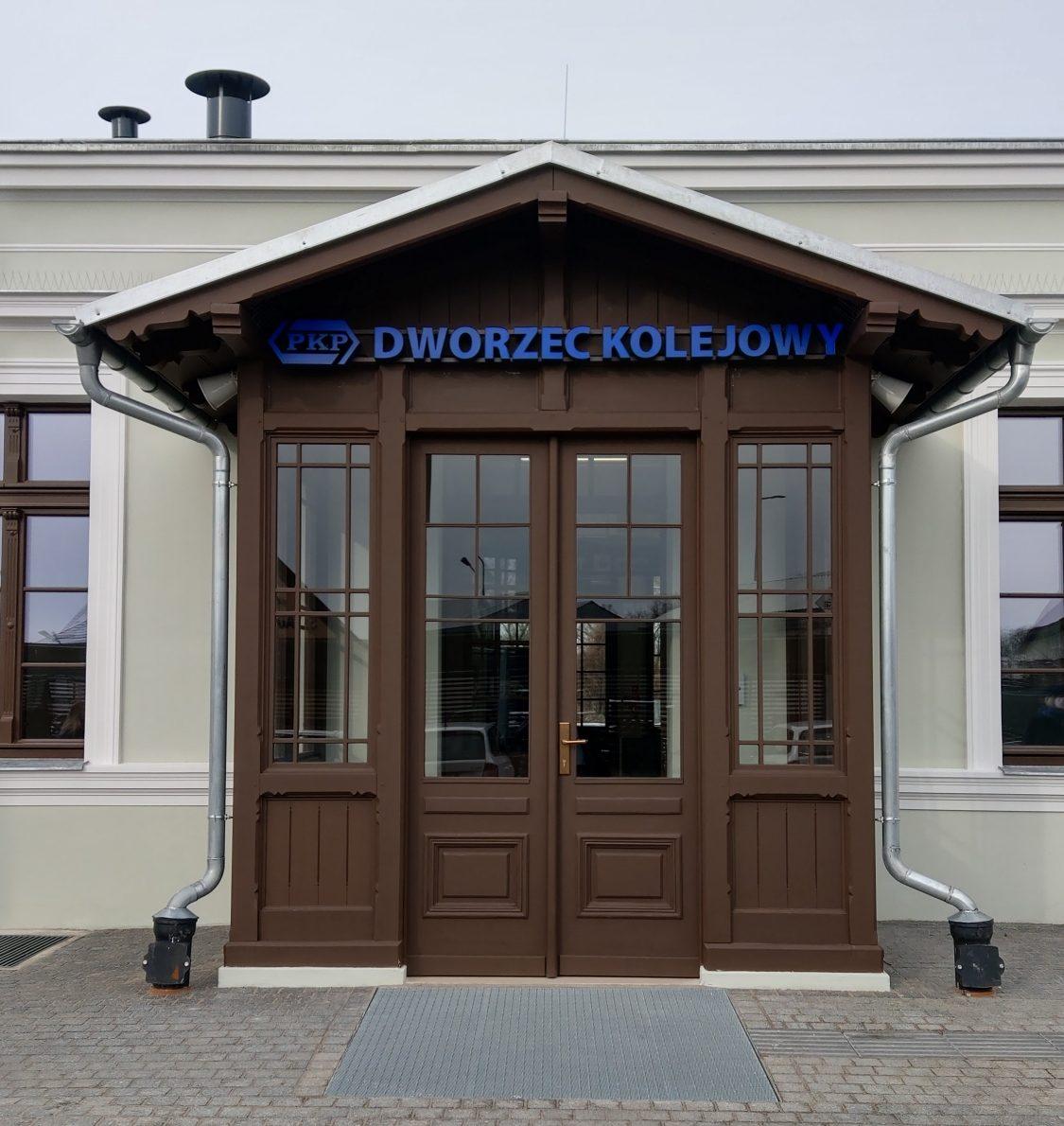 dworzec Kątach Wrocławskich