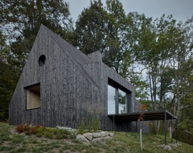 niewielki dom