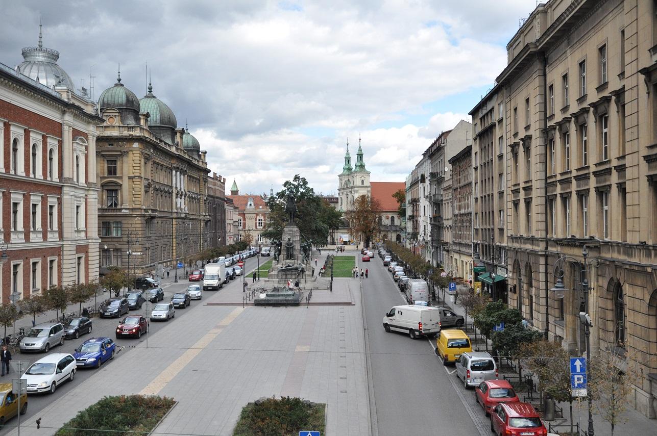 Krakowski Plac Matejki