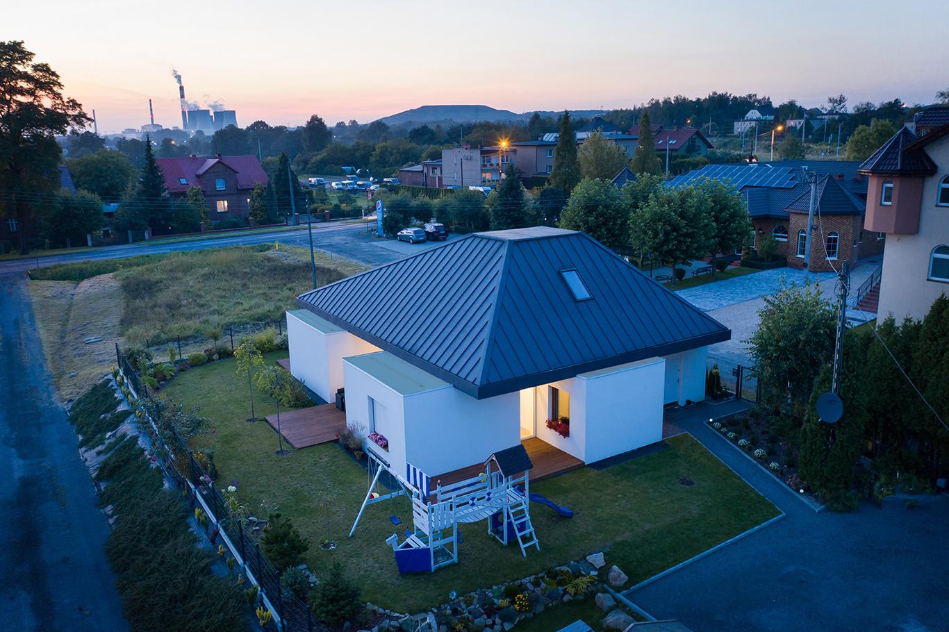 dom na śląsku