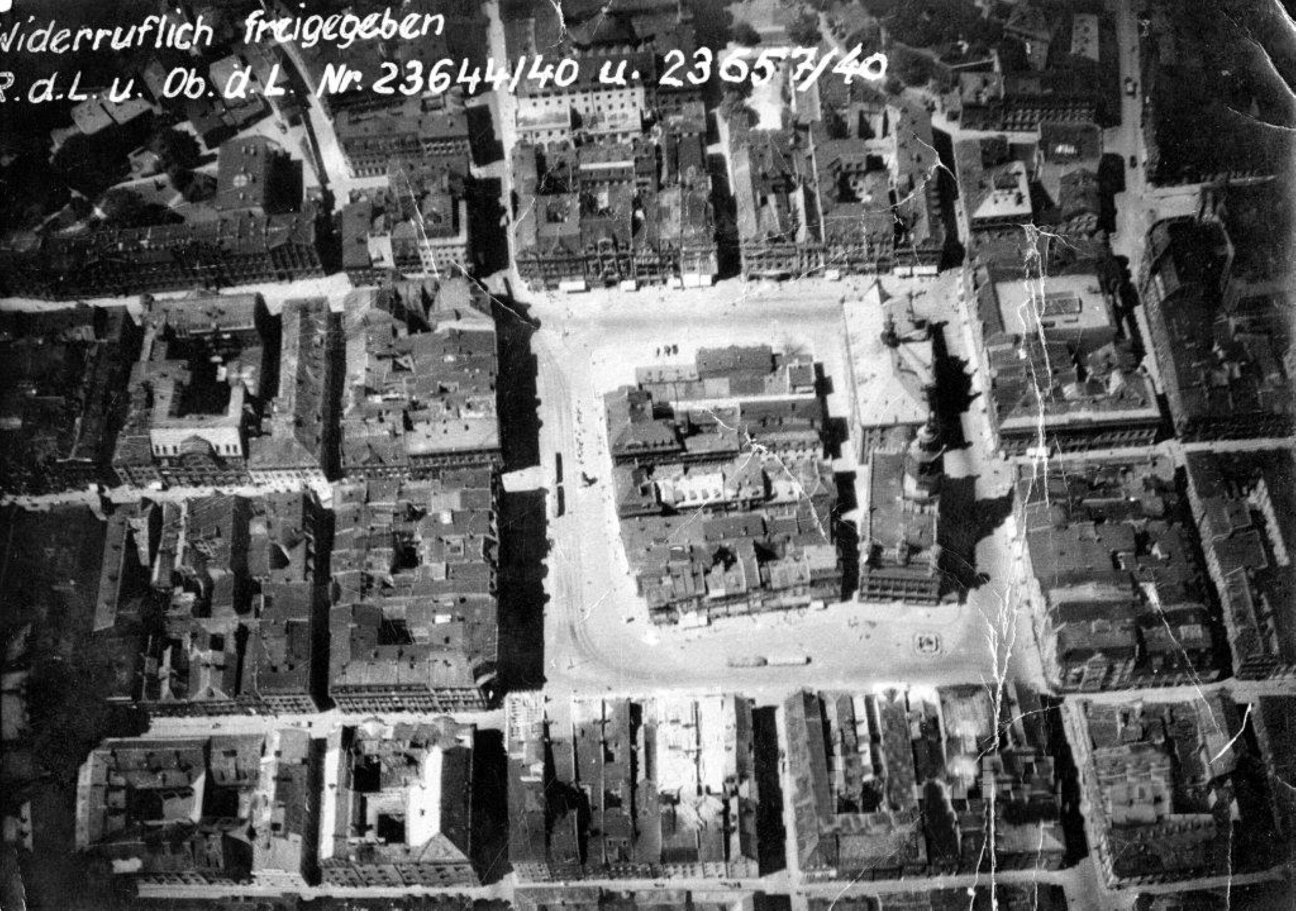 Zniszczenie i odbudowa Poznania