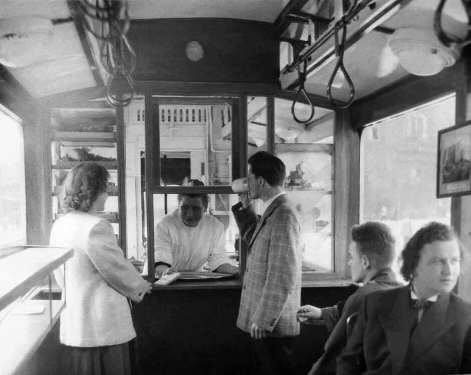 barowy tramwaj