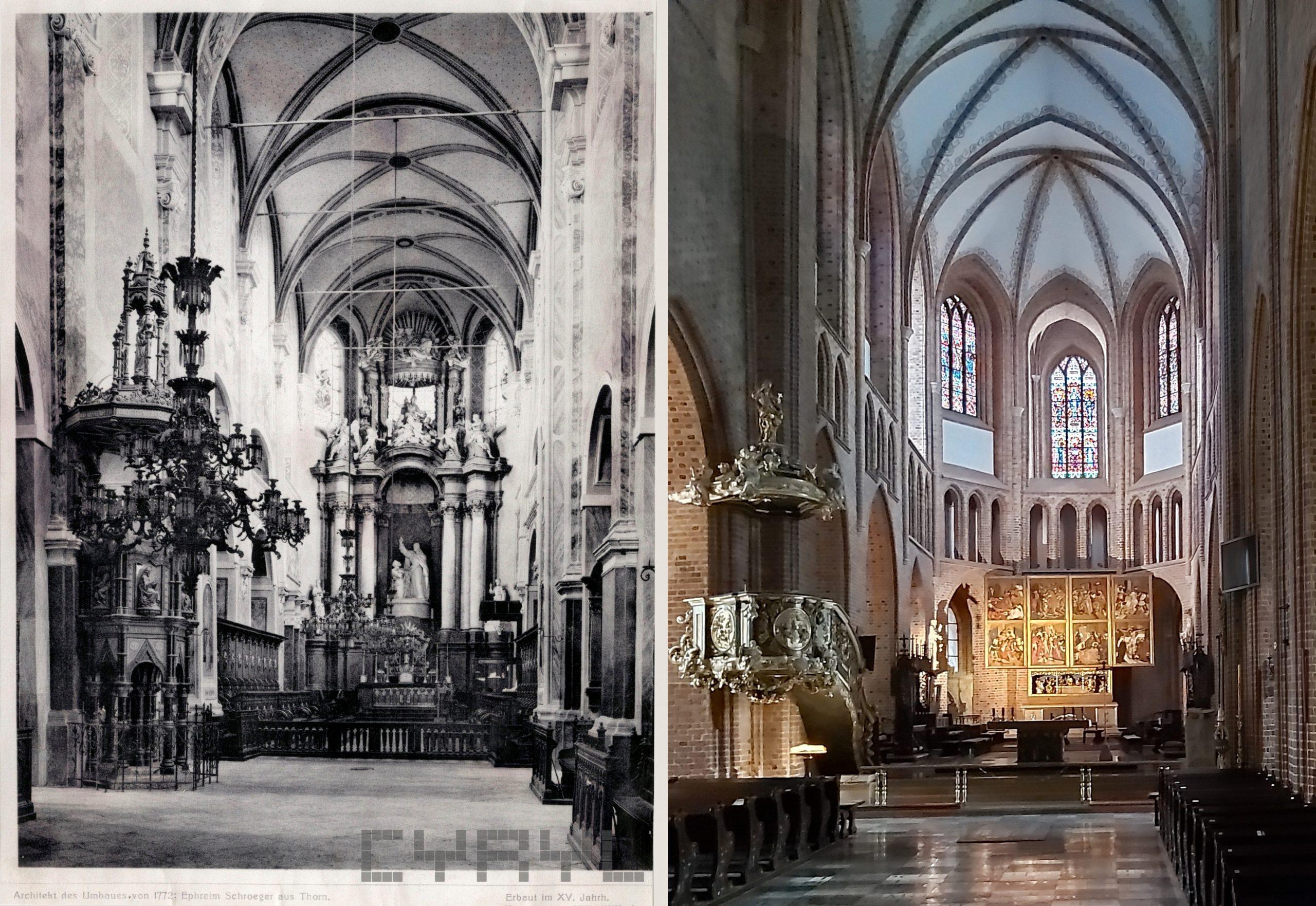 Powojenne losy poznańskiej katedry.