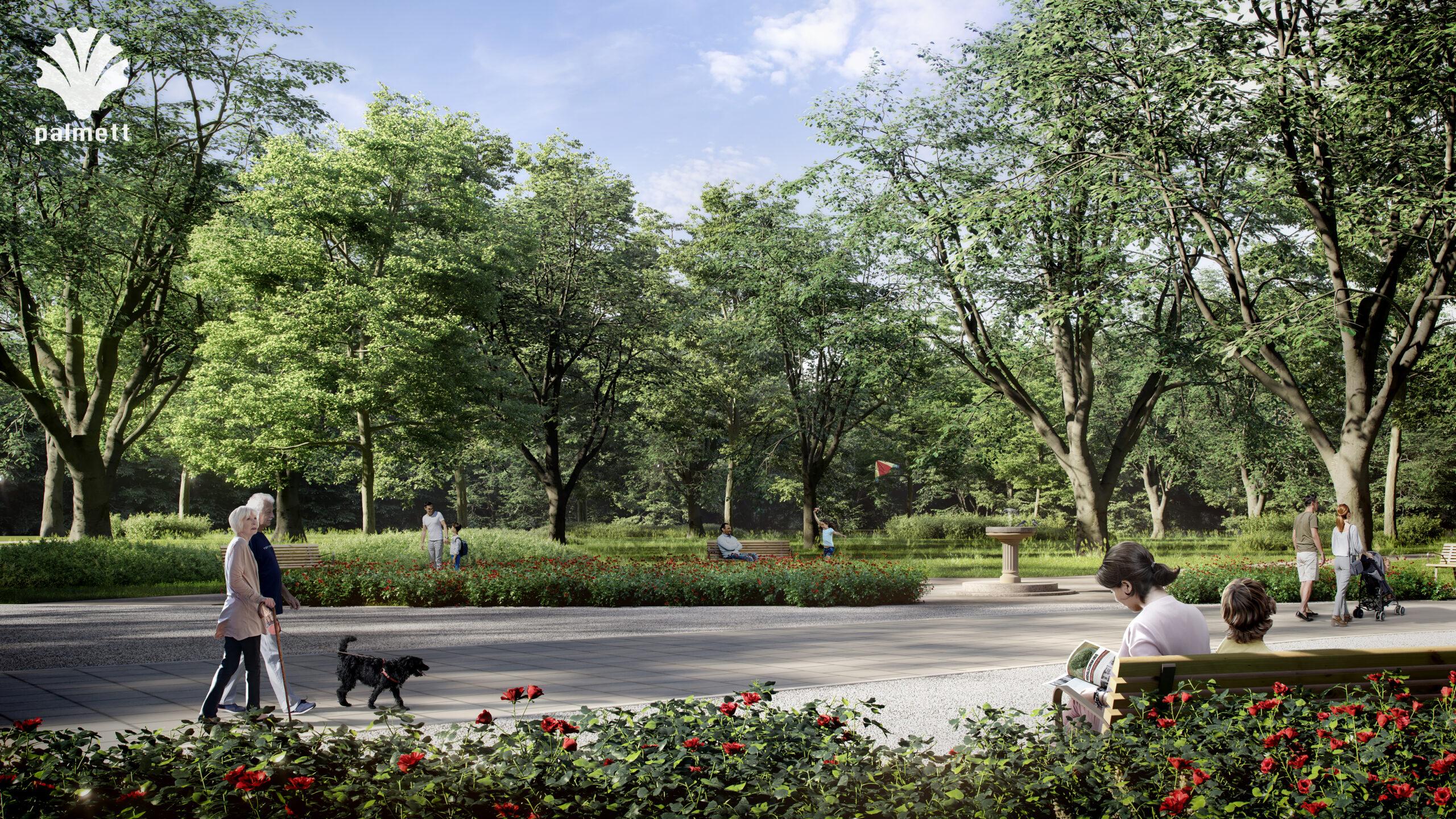 Parku Praskiego