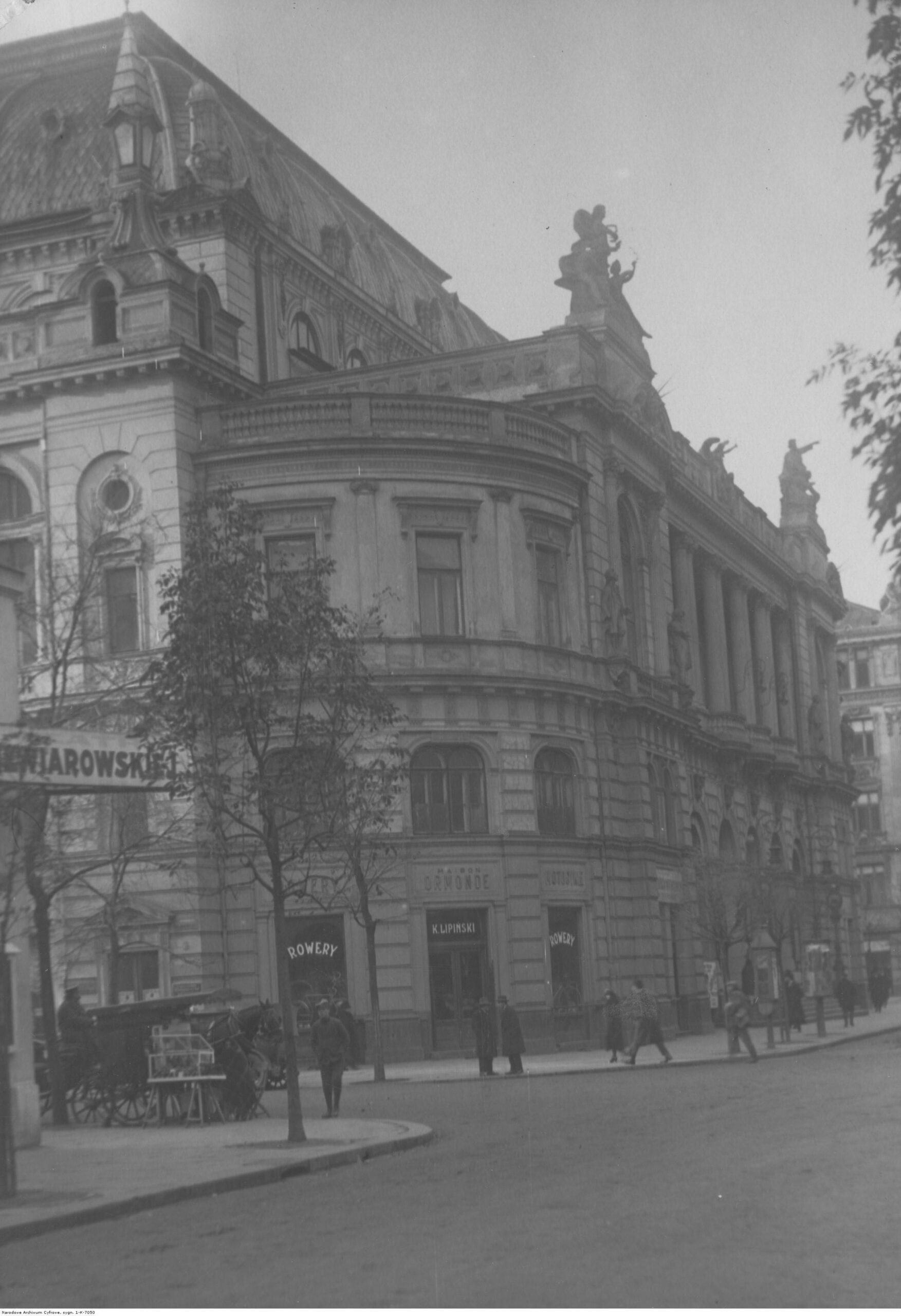 Filharmonia Narodowa.