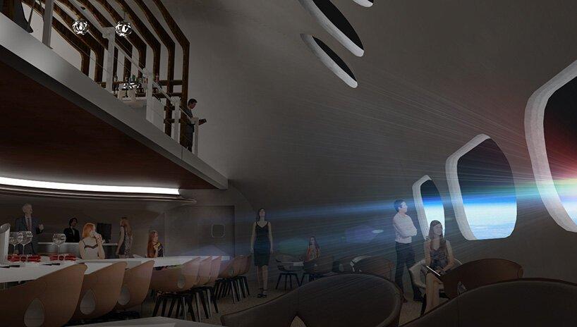 Pierwszy hotel w kosmosie