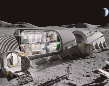 bazę na księżycu