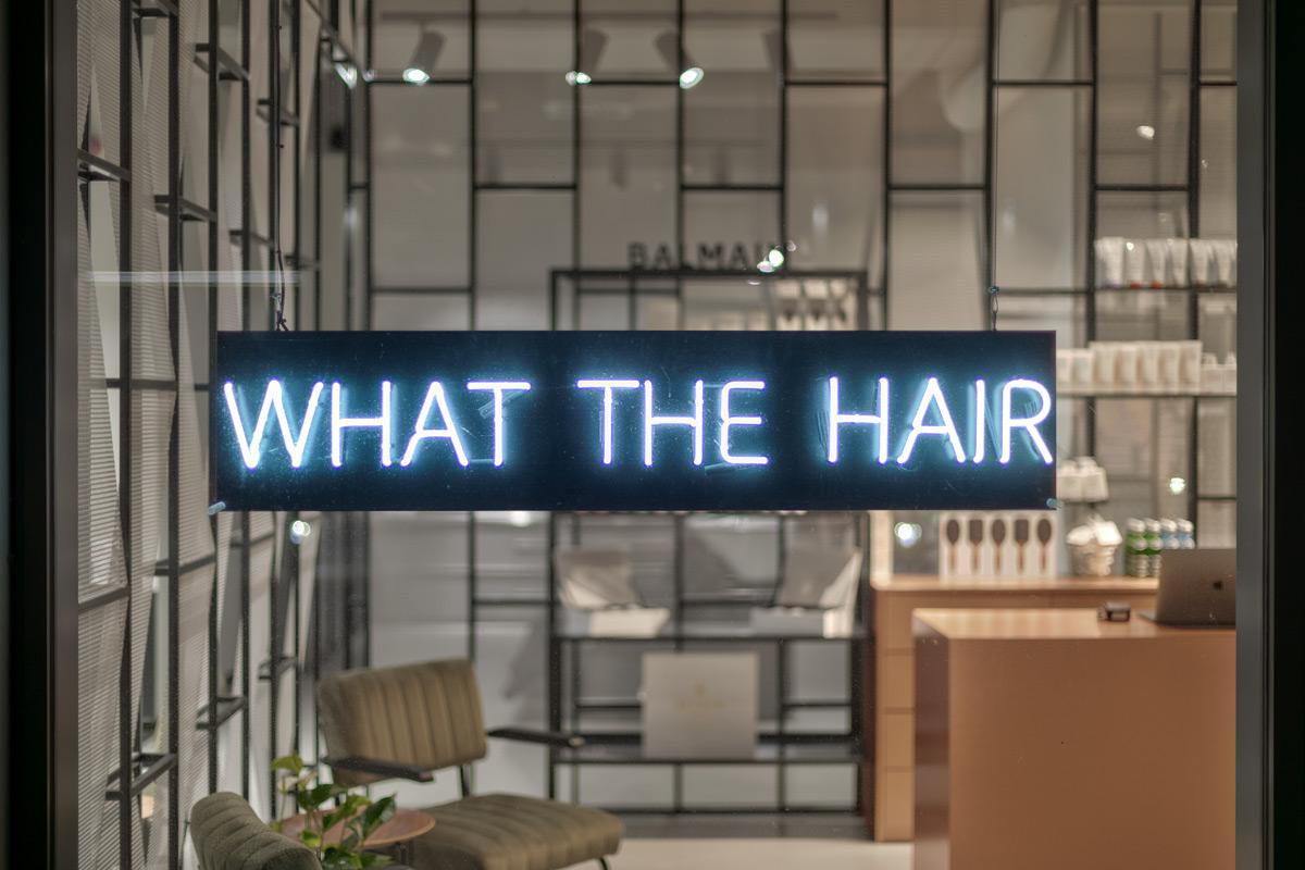 what the hair