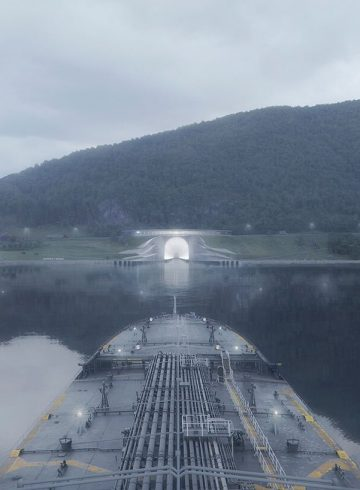 pierwszy na świecie tunel dla statków