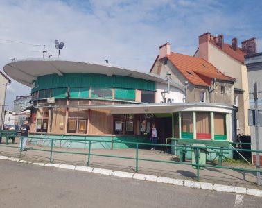dworzec w sulechowie