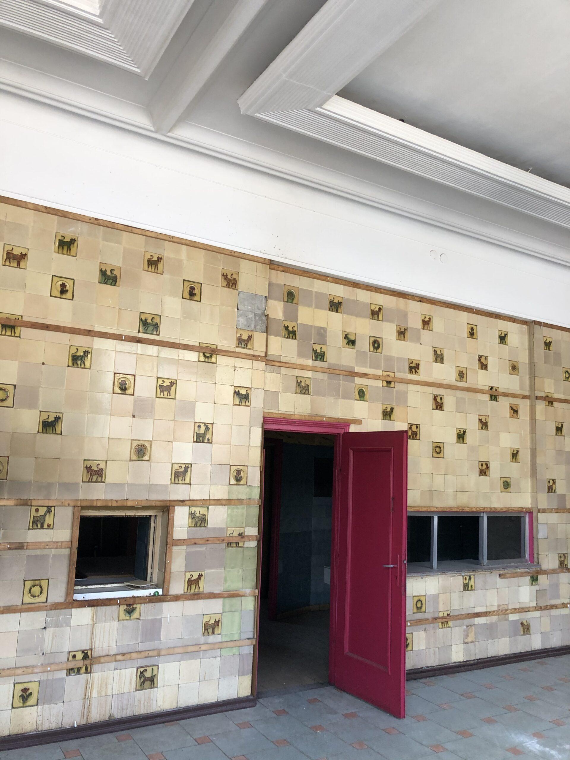 mozaikę PRL