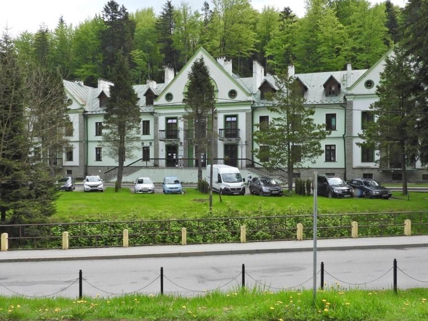 """Sanatorium """"Pod Jodłą"""""""