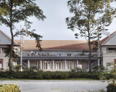 budynek Browaru Huggera