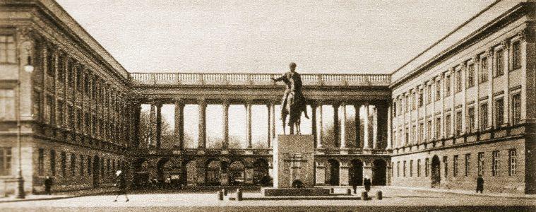 Odbudowa Pałacu Saskiego
