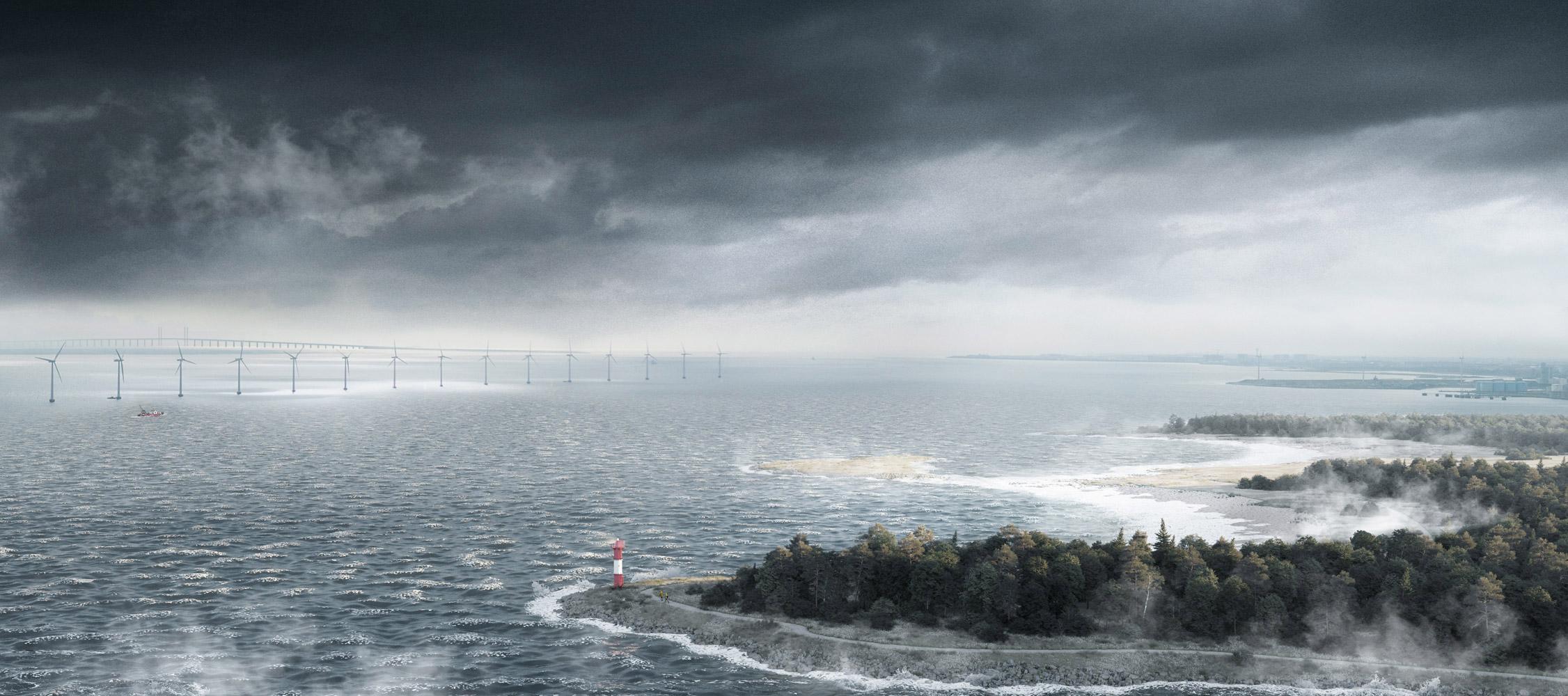 W Danii powstanie sztuczna wyspa