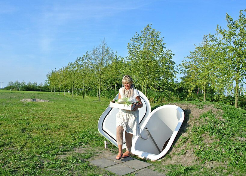 Ziemianki wracajądo łask. Są ekologiczne i praktyczne!