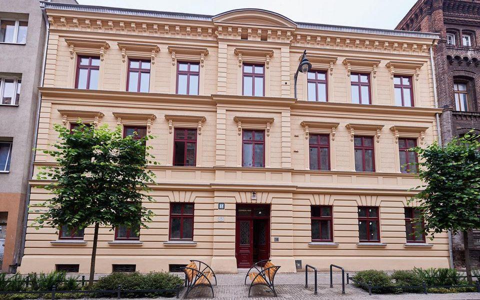Dom robotników fabryki Poznańskiego