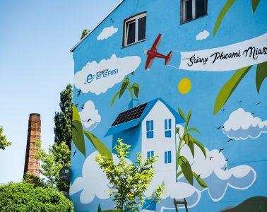 ekologiczne murale