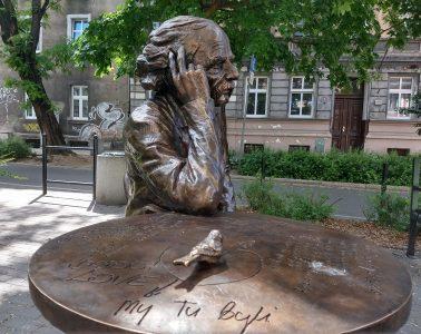 pomnik Bohdana Smolenia
