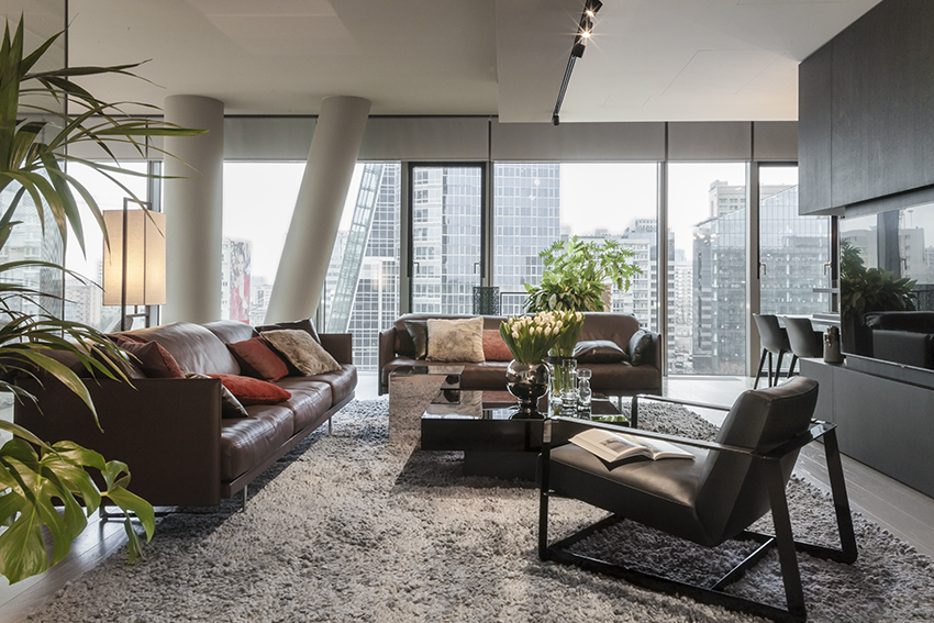 mieszkanie cosmopolitan