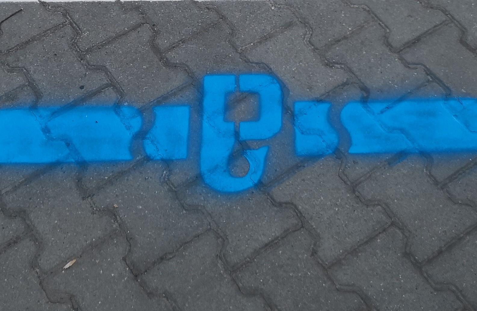 Warszawska Syrenka wyznaczy miejsca do parkowania