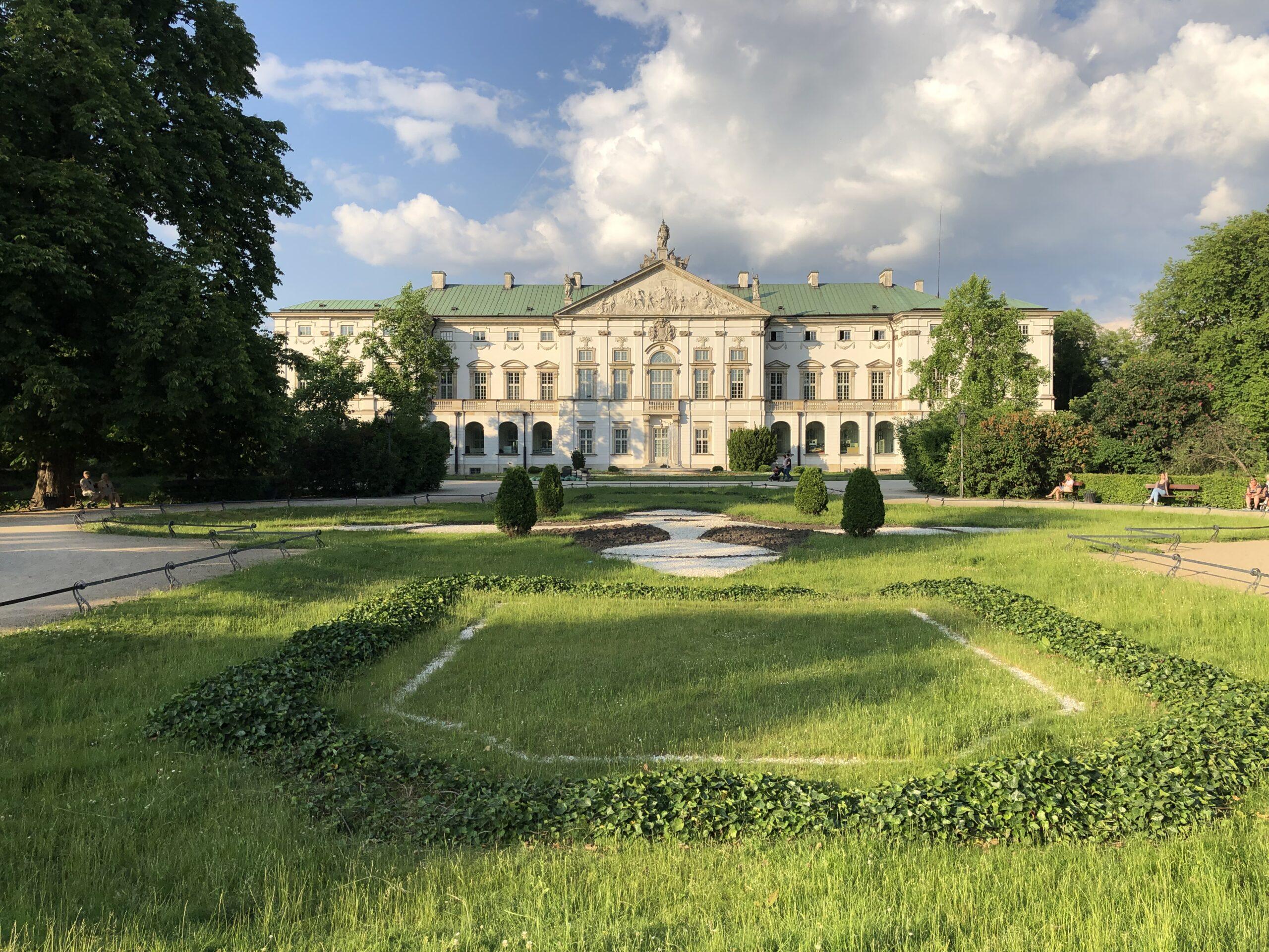 Pałac Krasińskich w Warszawie