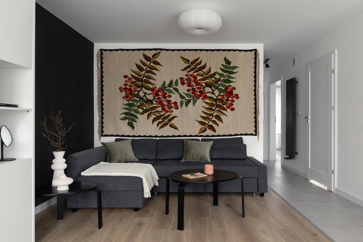 50-metrowe mieszkanie w Zakopanem