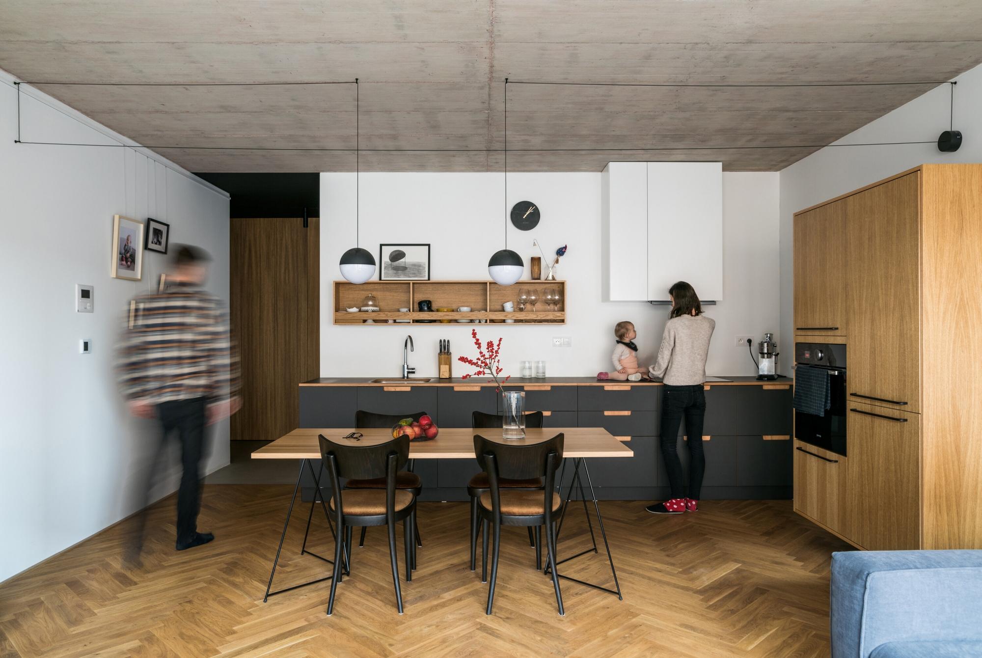 mieszkanie rodziny
