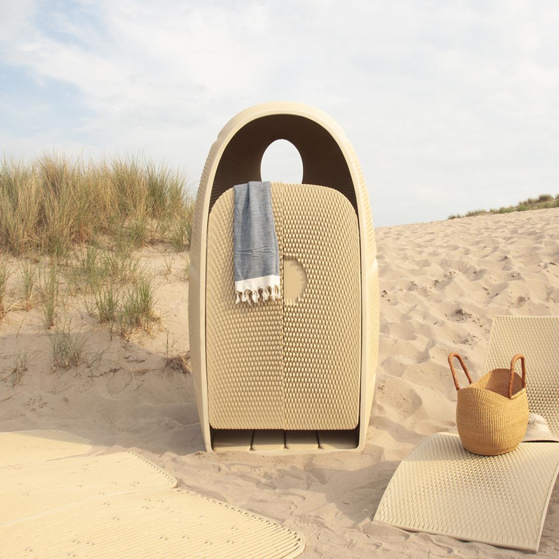 Ekologiczne meble plażowe