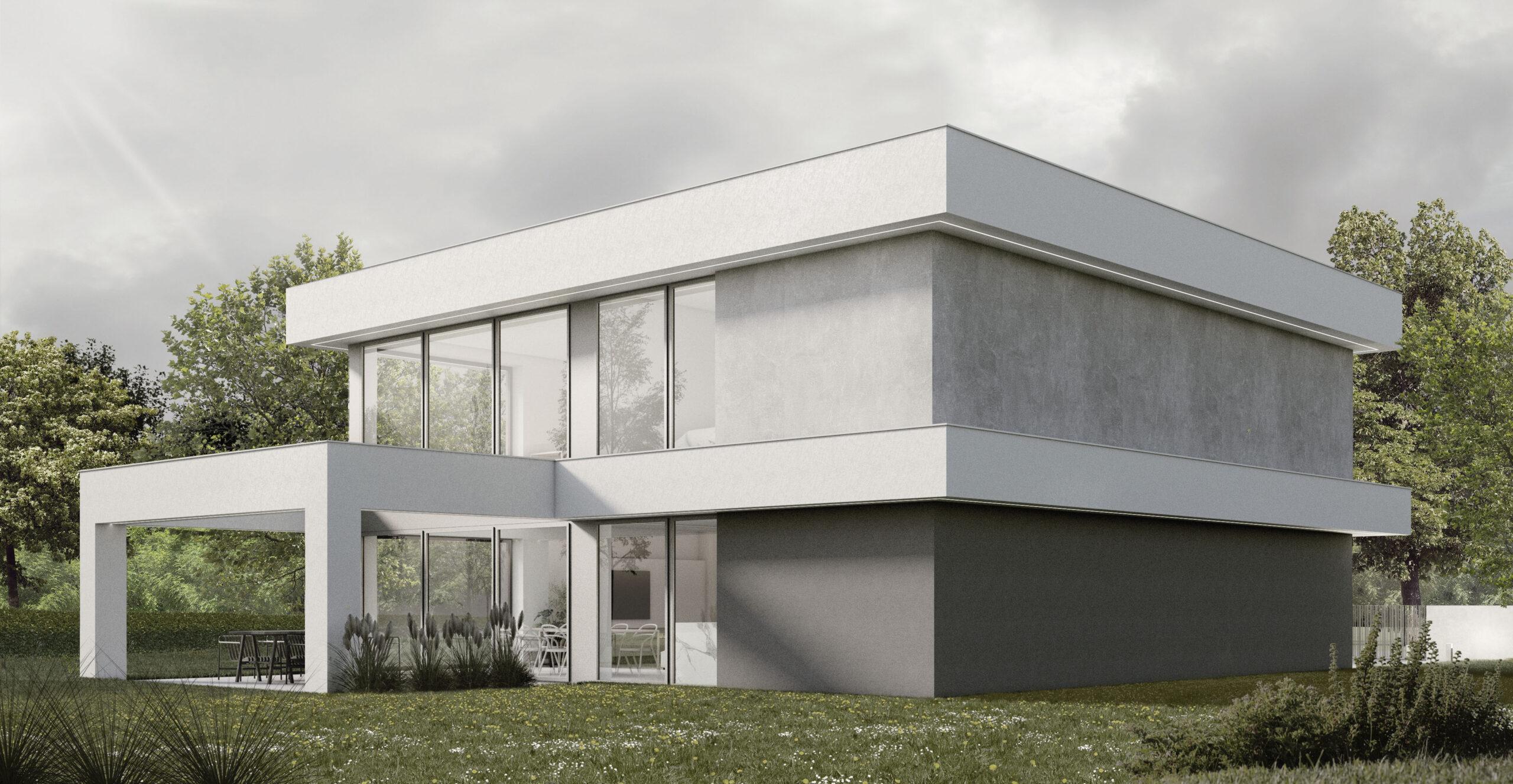Dom na 600-metrowej działce w Siemianowicach Śląskich.