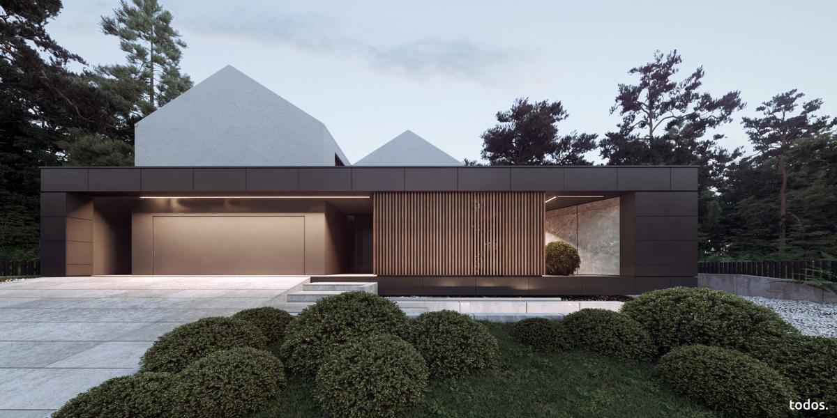 Jednorodzinny dom pod Poznaniem